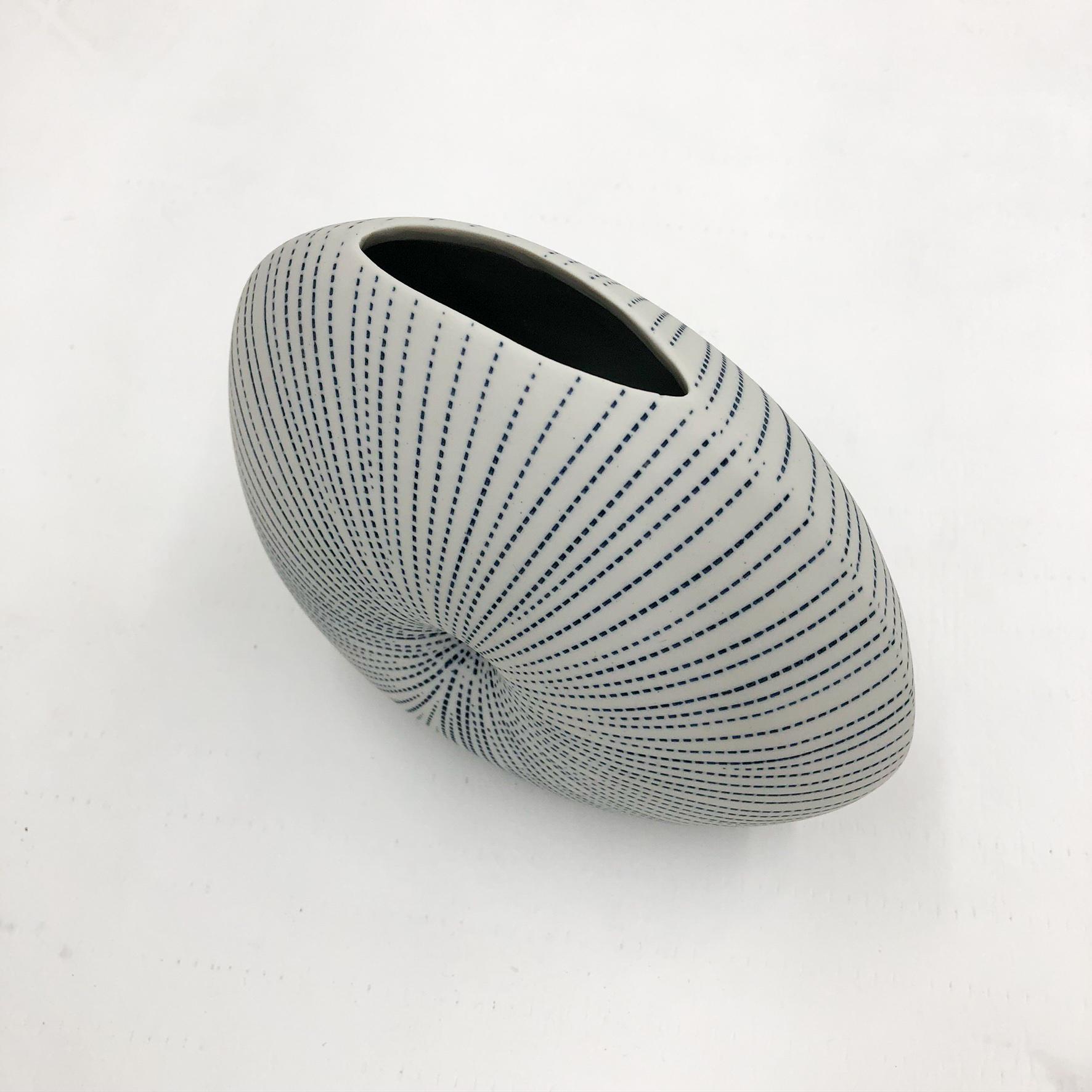 Diva Round Mini L Handmade Vase