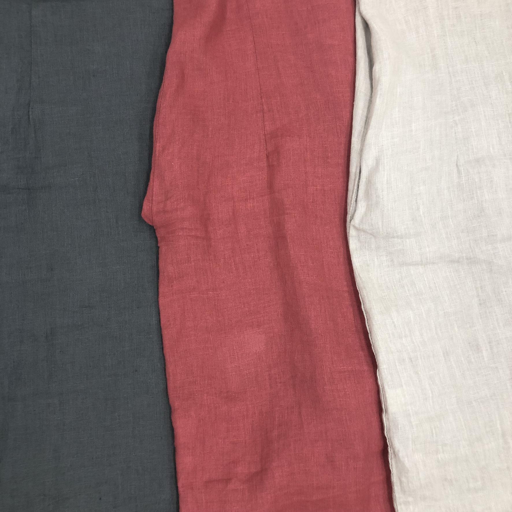 Zipper Dress Color Swatches