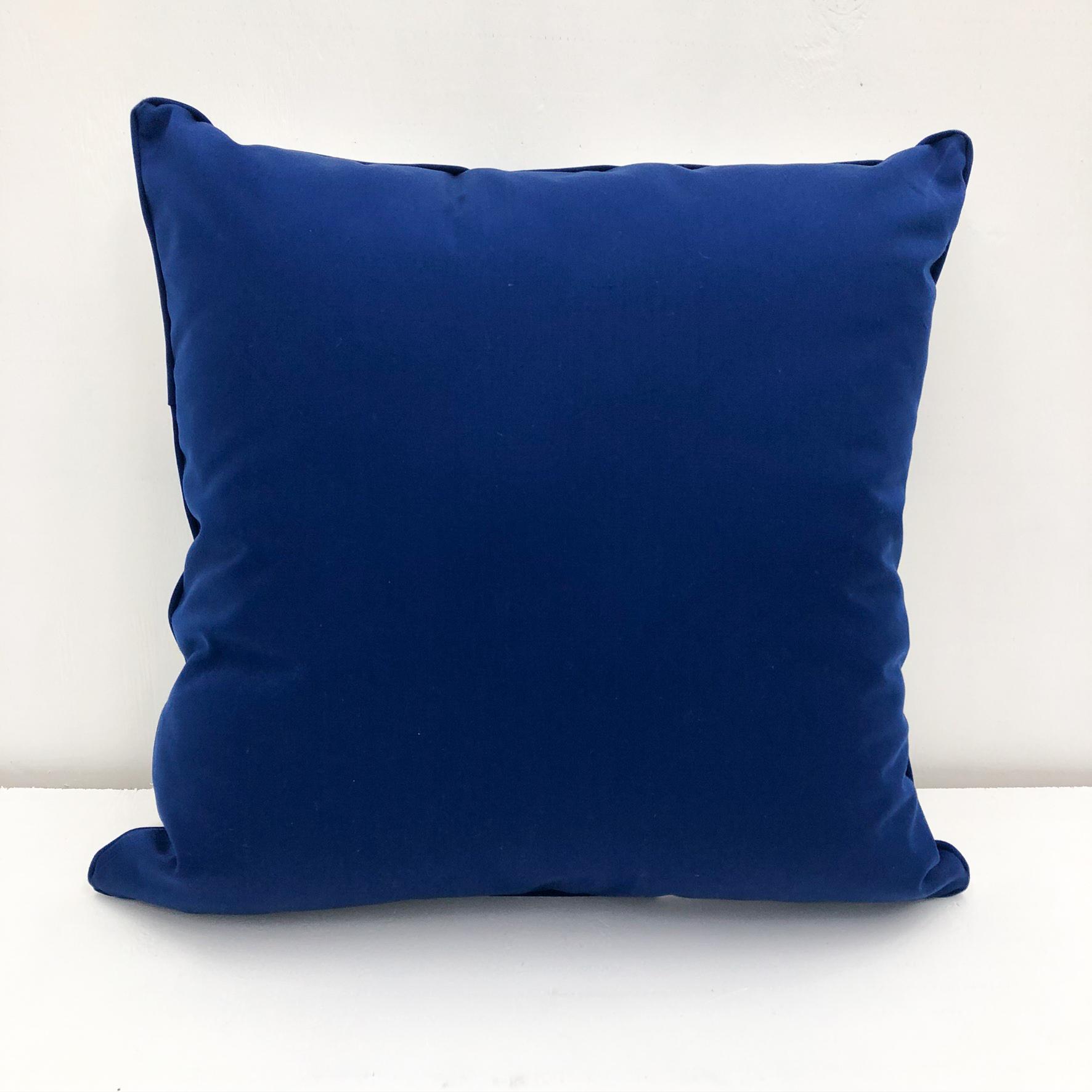 Sunbrella Starfish Pillow - Sunbrella - back