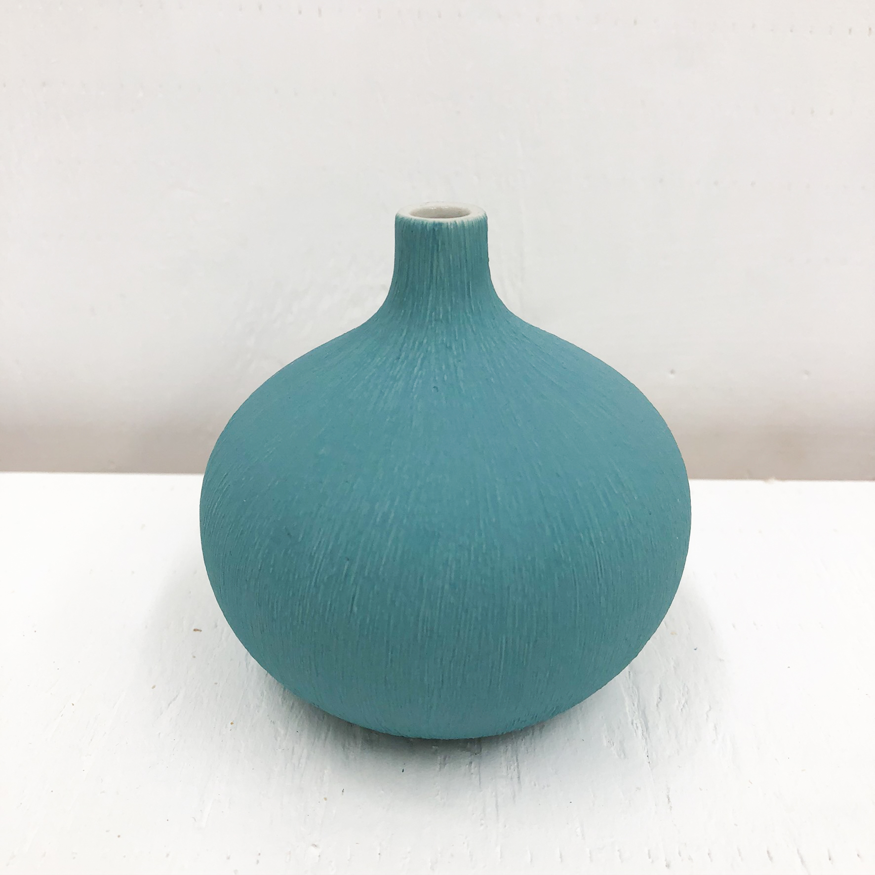 Congo Tiny L Handmade Vase - Sky